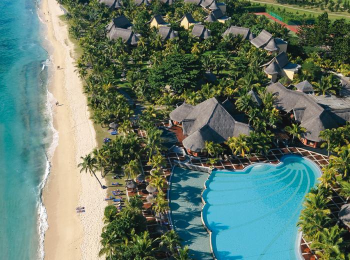 Mauritius, Dinarobin Hotel Golf & Spa –Aktiv erholen