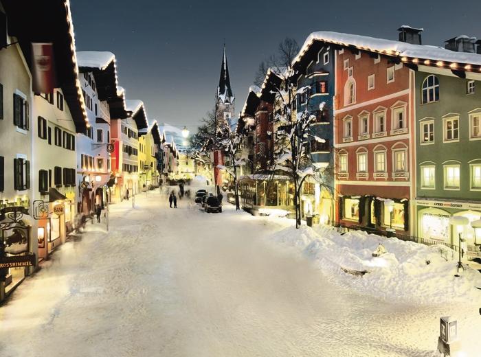 Kitzbühel –World's best Ski Resort