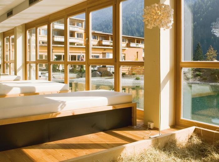 Italien –Arosea Life Balance Hotel, leichter Balance-Akt