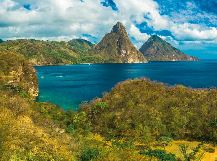 St. Lucia –Ein Gesamtkunstwerk