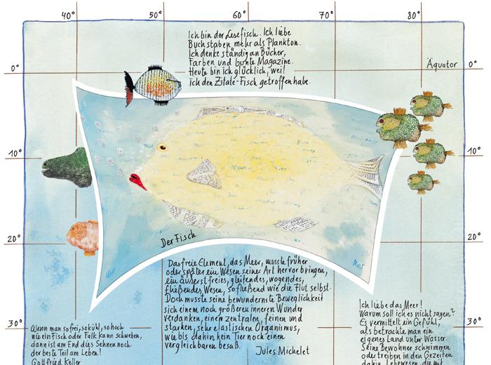 St. Lucia –Willy Buchner und die Farben von Saint Lucia