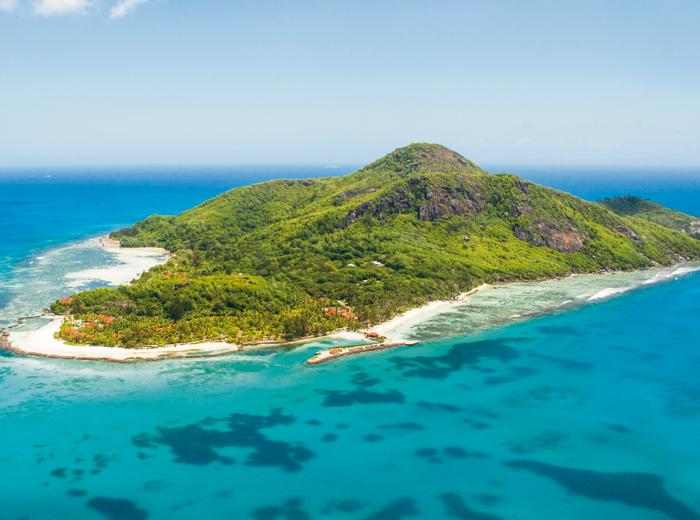 Seychellen, Saint Anne –Mit den Schildkröten auf Du