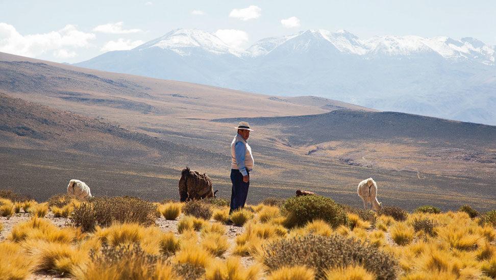 Chile –Wie aus der Welt gefallen