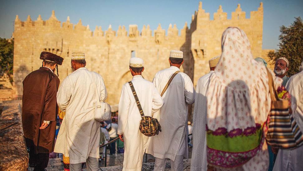 Der Nahe Osten hautnah