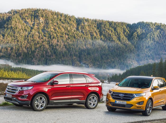 Ford Edge – Endlich da!