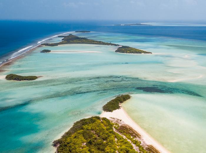Soneva Jani –Nachhaltiges Inselparadies